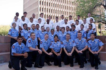 PPD Explorers Group Photo
