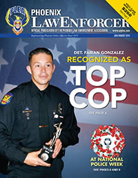 Phoenix Law Enforcer Jul/Aug 2014